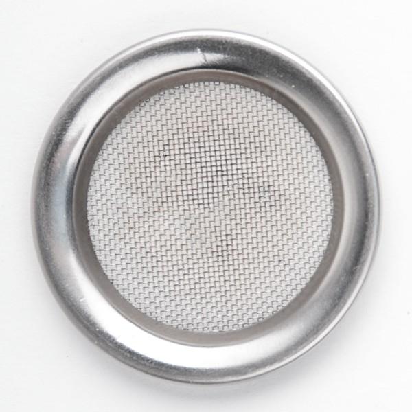 Edelstahl-Räuchersieb 4,5 cm