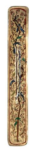 Vogelparadies - Halter aus Pappmasche