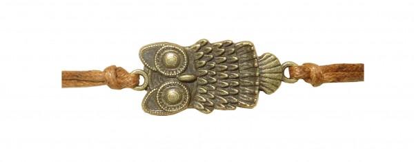 Armband Eule