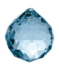 Kristall bleifrei, Kugel 20 mm
