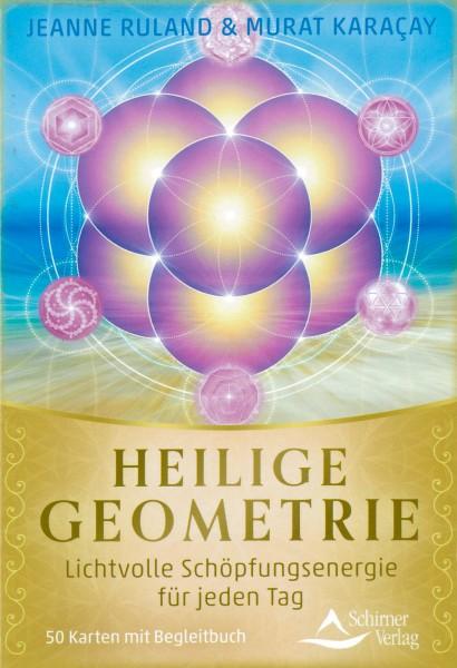 Heilige Geometrie - Orakelkarten