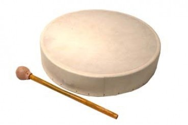 Schamanentrommel mit 46 cm Durchmesser
