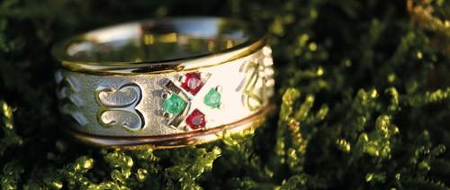 Rinshana Ring