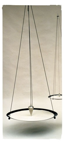 Sandpendel hängend, 125cm