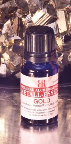 """GOLD Essenz, """"Aurum Potabile"""" 10 ml"""