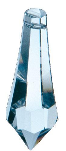 Kristall bleifrei, Eiszapfen 63 mm