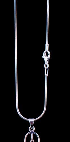 Schlangenkette 42 cm