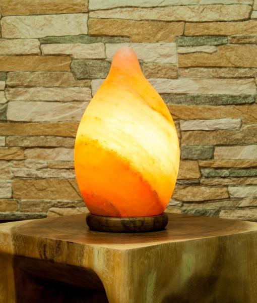 Salz-Tropfen Lampe