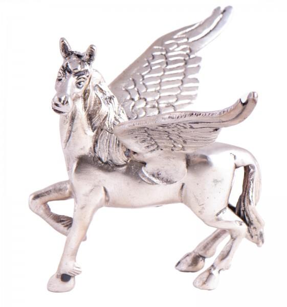 Pegasus, versilbert