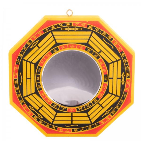 Bagua Spiegel, konkav groß