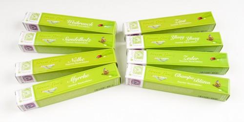 Green Line Räucherstäbchen Paket