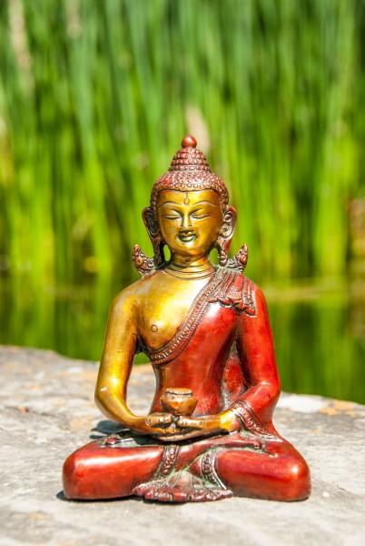 Buddha Amitabha, 10,5 cm