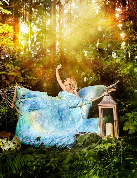 Bettbezug Blue Dream