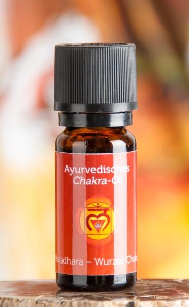 Wurzel-Chakra - Chakra-Öl