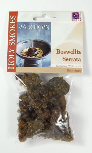 Boswellia Serrata - Räucherwerk von Dr. Berk, 50g