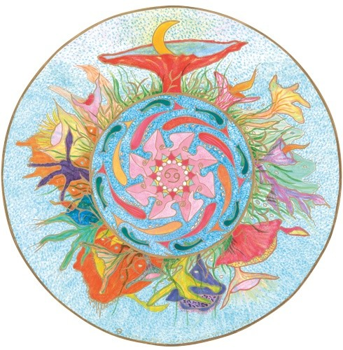 Astro-Mandala-Kalender