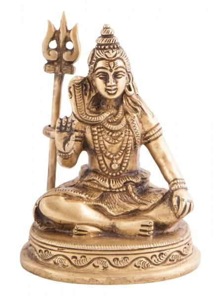 Shiva mit Dreizack