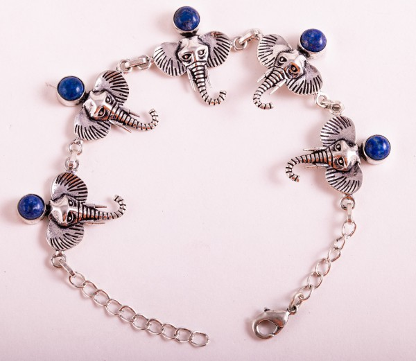 Armband Glückselefant