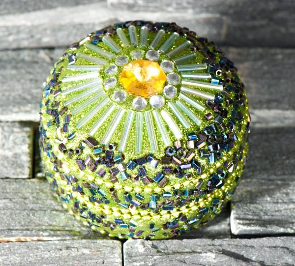 Sultans Schatz - rund, grün
