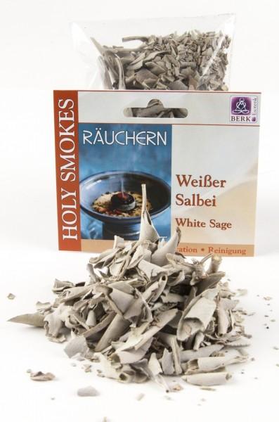 Weißer Salbei - Räucherwerk von Dr. Berk