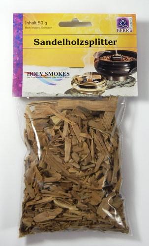 Sandelholzsplitter 50 g
