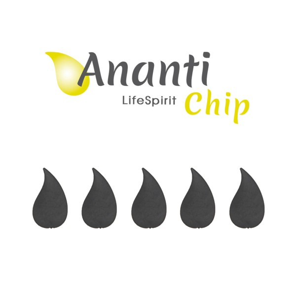 Ananti-Chip Lifespirit - 5er Set