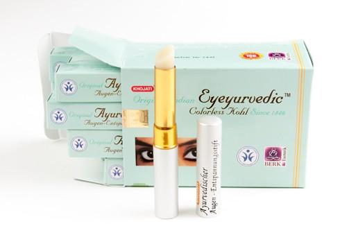 Augenentspannungsstift, farblos, 12er Pack