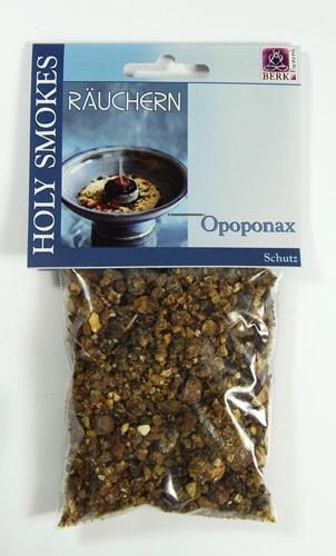 Opoponax - Räucherwerk von Dr. Berk, 50g