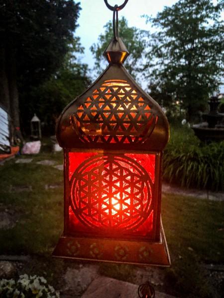 Orientalisches Licht Blume des Lebens