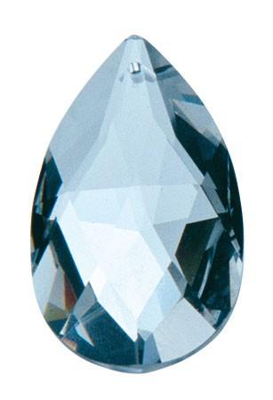 Kristall bleifrei, Tropfen 50 mm