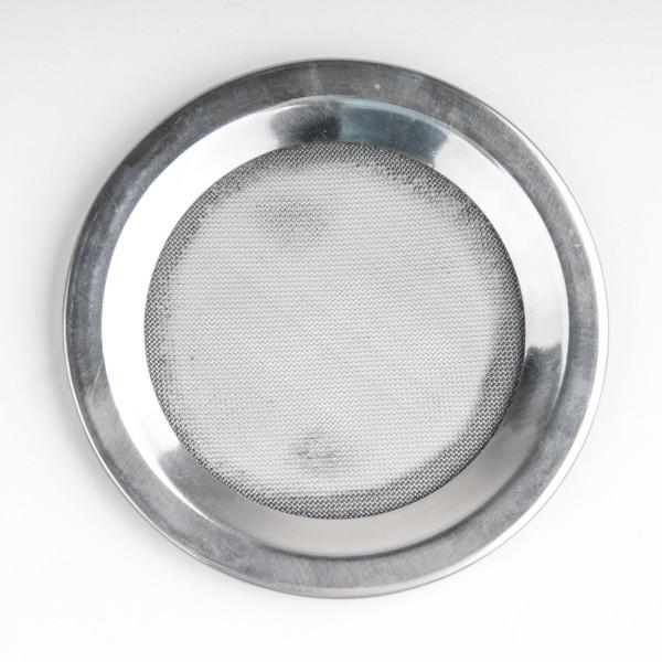 Edelstahl-Räuchersieb 10 cm