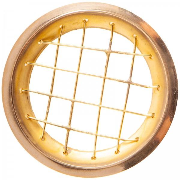 Räuchernetz für 5-6 cm Schale