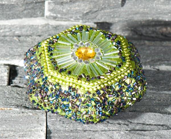 Sultans Schatz - sechskant, grün