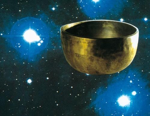 Planetenschale - Merkur