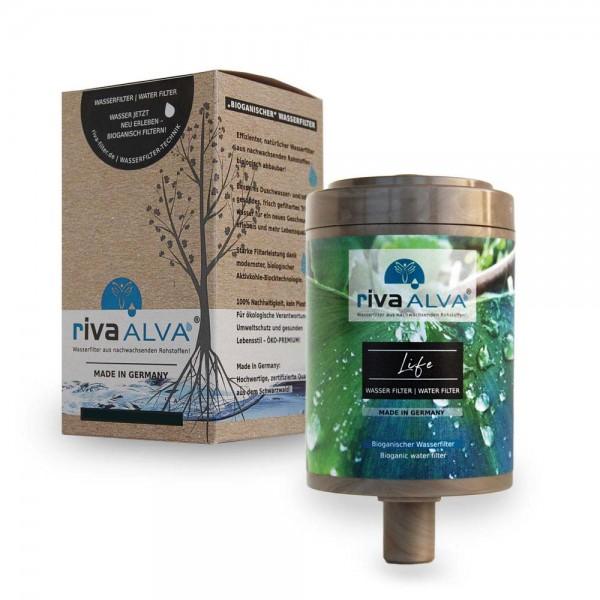 rivaALVA Life Kartusche, Ersatzkartusche für rivaALVA Life Trinkwasserfilter