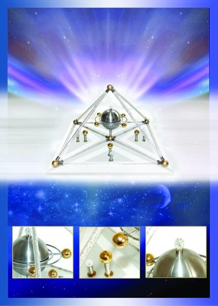 Universumspyramide mit Orgon