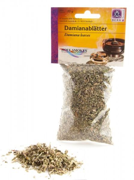 Damianablätter 20 g