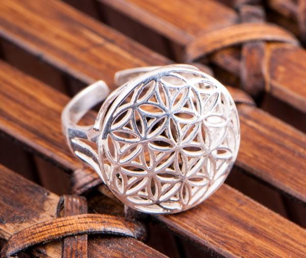 Blume des Lebens, Ring