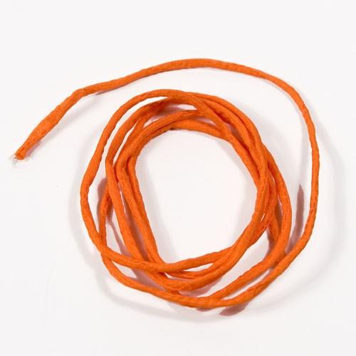 Seidenband orange