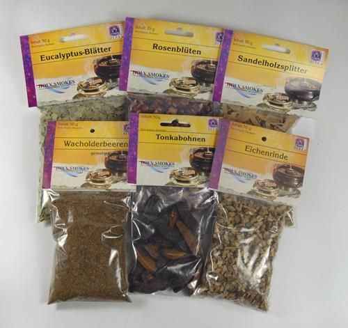 Duftende Hölzer & Kräuter Paket 1