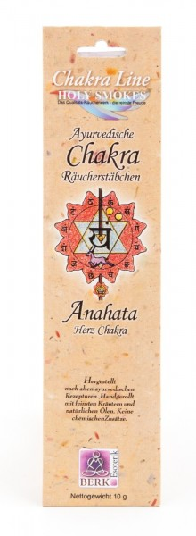 Herz-Chakra (Anahata) - Chakra Line