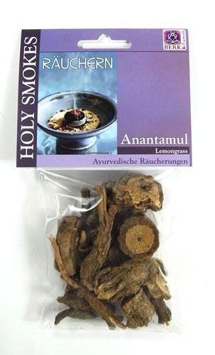 Anantamul - Räucherwerk von Dr. Berk, 30g