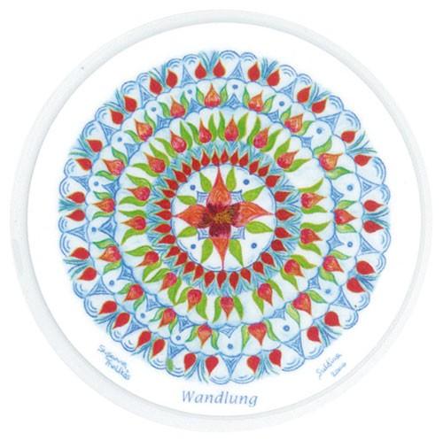 Wandlung - Mandala 5 cm DUO