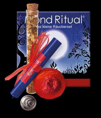 """Mondritual Räucherset """"Romantik"""""""