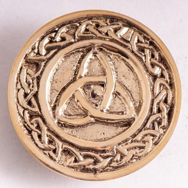 Münze Dreifachknoten