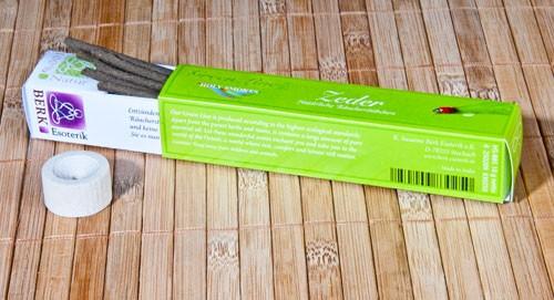 Zeder Räucherstäbchen - Green Line 10 g