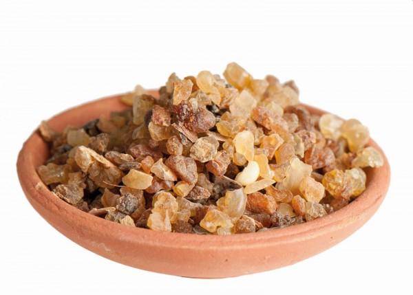 Myrrhe, fein gemahlen - Räucherwerk in Tüten