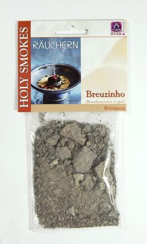 Breuzinho - Räucherwerk von Dr. Berk, 20g