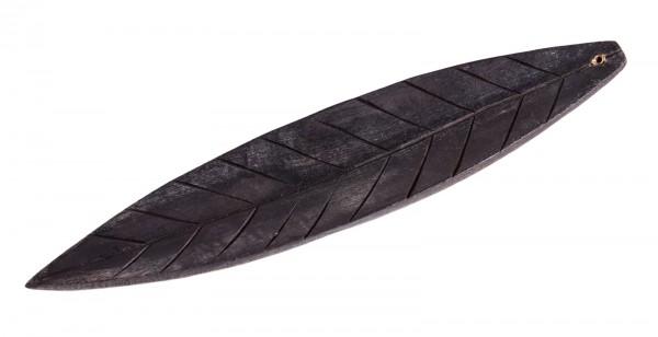 Holzhalter dark Leaf