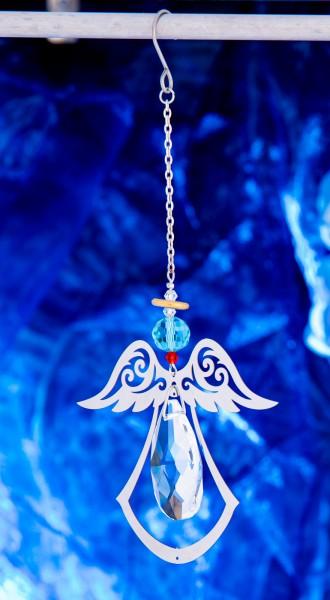 Himmlischer Kristallengel